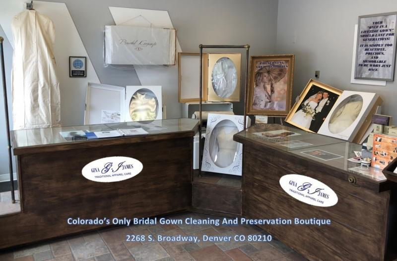 DENVER BRIDAL GOWN PRESERVATION CLEANERS - The Colorado Wedding ...